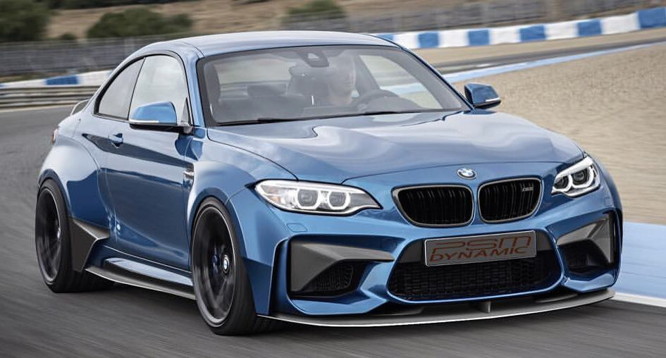 Psm Dynamic Previews Widebody Bmw M2 Forcegt Com