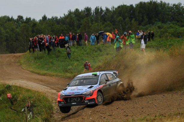 rally poland hyundai i20 wrc front quarter-1