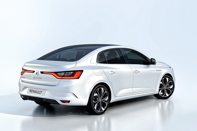 renault megane grand coupe unveiled. Black Bedroom Furniture Sets. Home Design Ideas