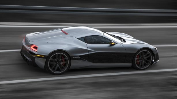 rimac concept_one side