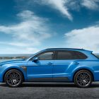 startech bentley bentayga side
