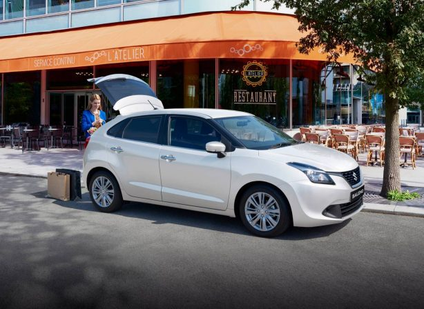 all new suzuki baleno hatch pricing and specification