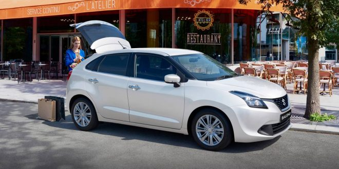 All-new Suzuki Baleno hatch pricing and specification