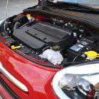 2016 fiat 500x cross plus engine