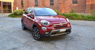 2016 fiat 500x cross plus main