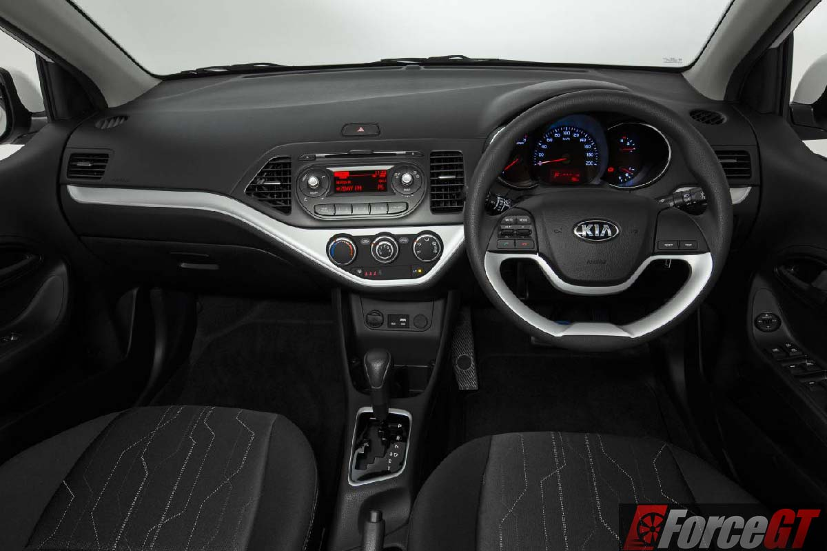 kia picanto review 2016 kia picanto si. Black Bedroom Furniture Sets. Home Design Ideas