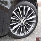 2016 skoda superb 162tsi sedan 19-inch wheel