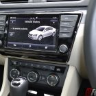 2016 skoda superb 162tsi sedan 8-inch touchscreen