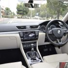 2016 skoda superb 162tsi sedan dashboard