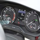 2016 skoda superb 162tsi sedan instruments
