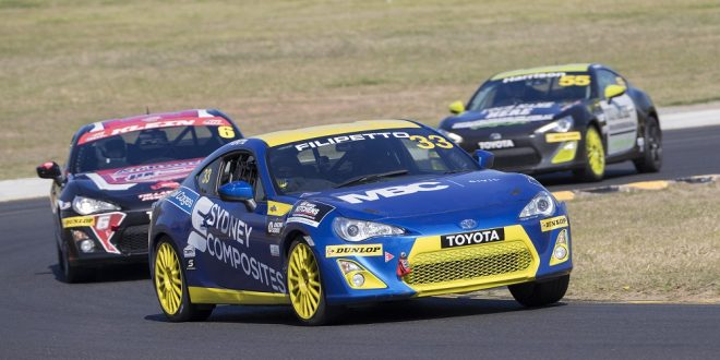 Toyota 86 Racing Series field for round two in Sydney