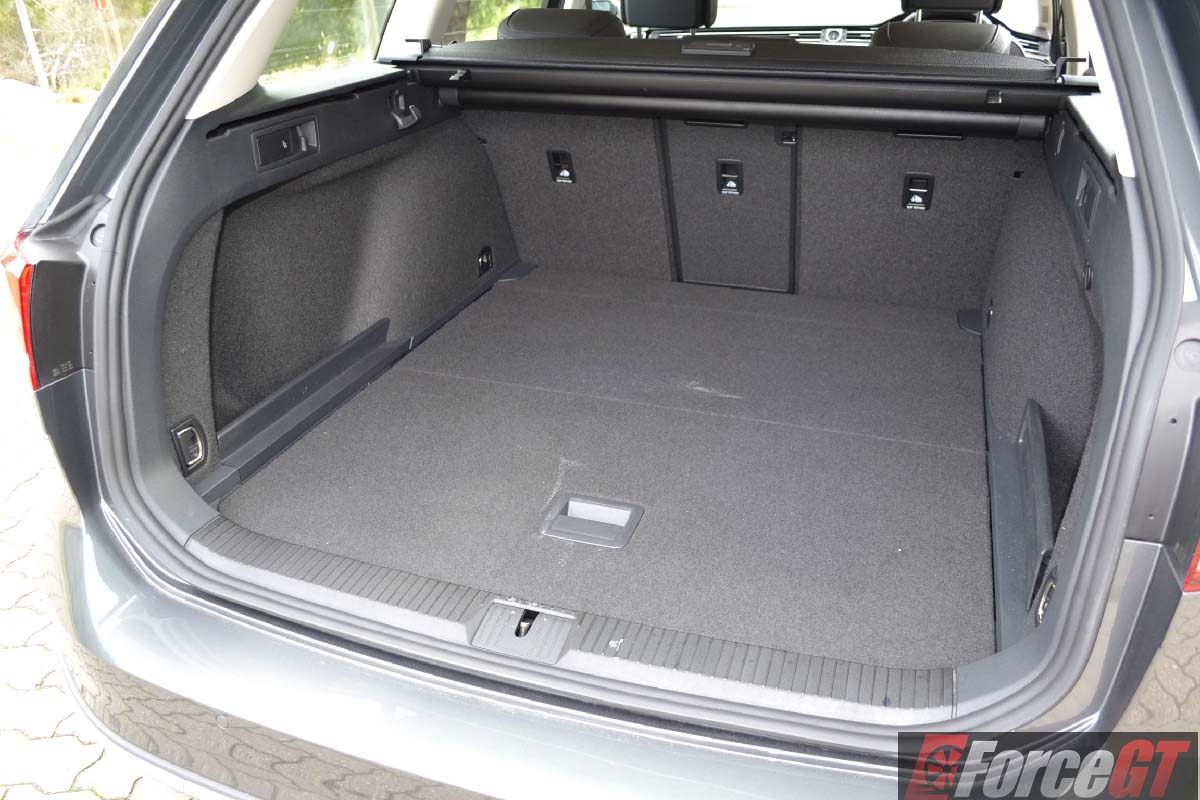 Skoda Superb Estate Boot Dimensions Volkswagen Passat 2 0