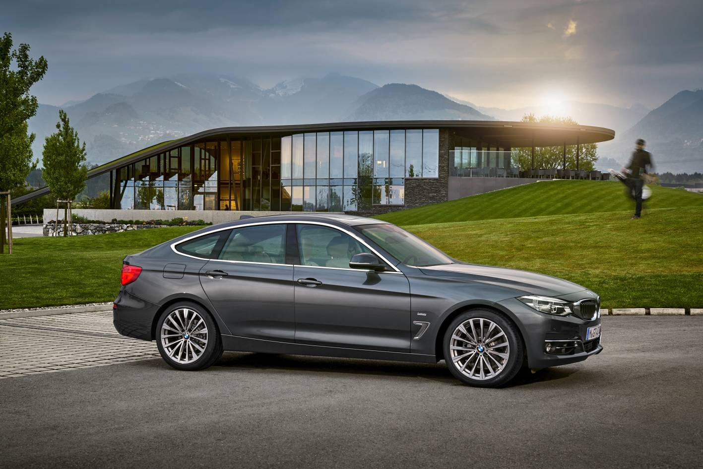 2016 bmw 3 series gran turismo pricing and specification. Black Bedroom Furniture Sets. Home Design Ideas