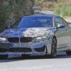 2017 bmw m4 facelift spy photo front