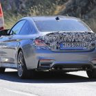 2017 bmw m4 facelift spy photo rear