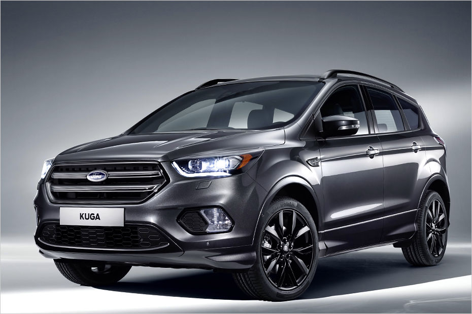 sharper looks and updated cabin for 2017 ford kuga. Black Bedroom Furniture Sets. Home Design Ideas