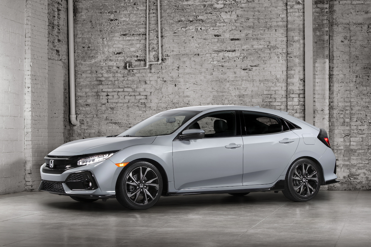 Pricing for 10th Generation Honda Civic Hatch confirmed - ForceGT.com