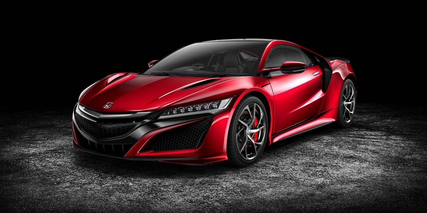 2017 honda nsx pricing and specification. Black Bedroom Furniture Sets. Home Design Ideas