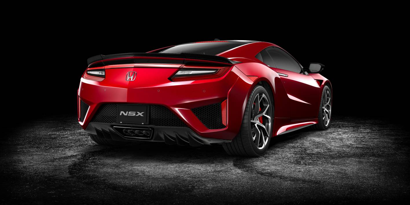 2017 Honda NSX pricing and specification - ForceGT.com