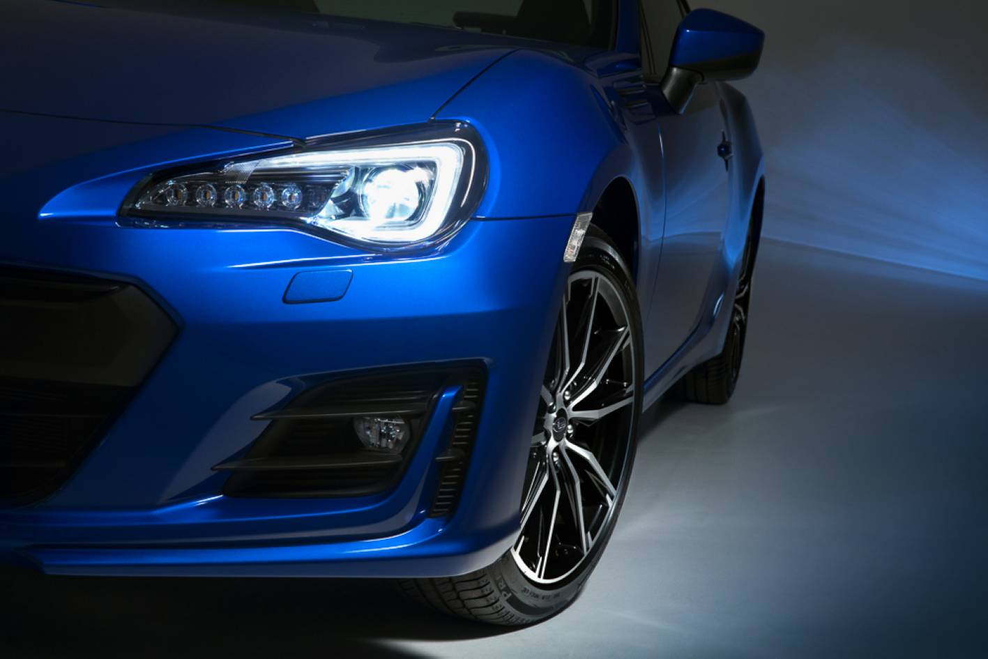 2017 upgraded Subaru BRZ pricing and specification ...