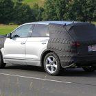 2017 volkswagen touareg spy photo rear quarter
