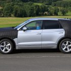 All-new 2017 Volkswagen Touareg spied testing - ForceGT.com