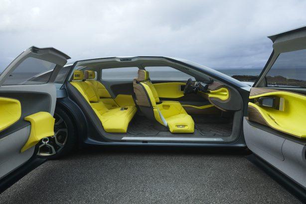 Citroen CXperience Concept interior