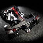 bac mono carbon rear