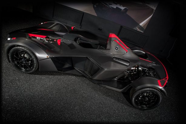 bac mono carbon top