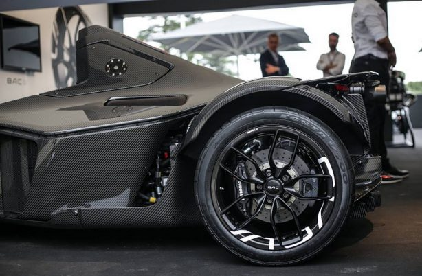 bac mono graphene composite wheelarch
