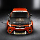bmw 2002 hommage with livery front