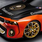 bmw 2002 hommage with livery front quarter-1