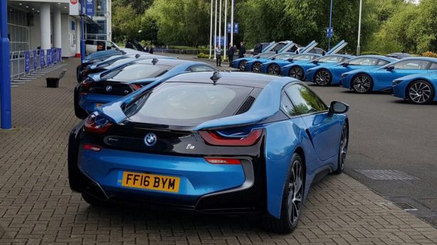 bmw i8 gifted to leicester city players-1