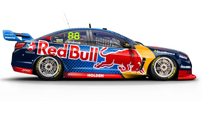 Holden Goes To Triple Eight For New Red Bull Holden Racing
