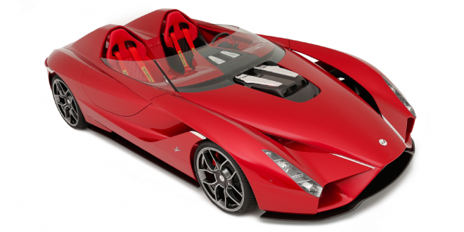 Ferrari Enzo's designer creates stunning Kode57 for Pebble Beach