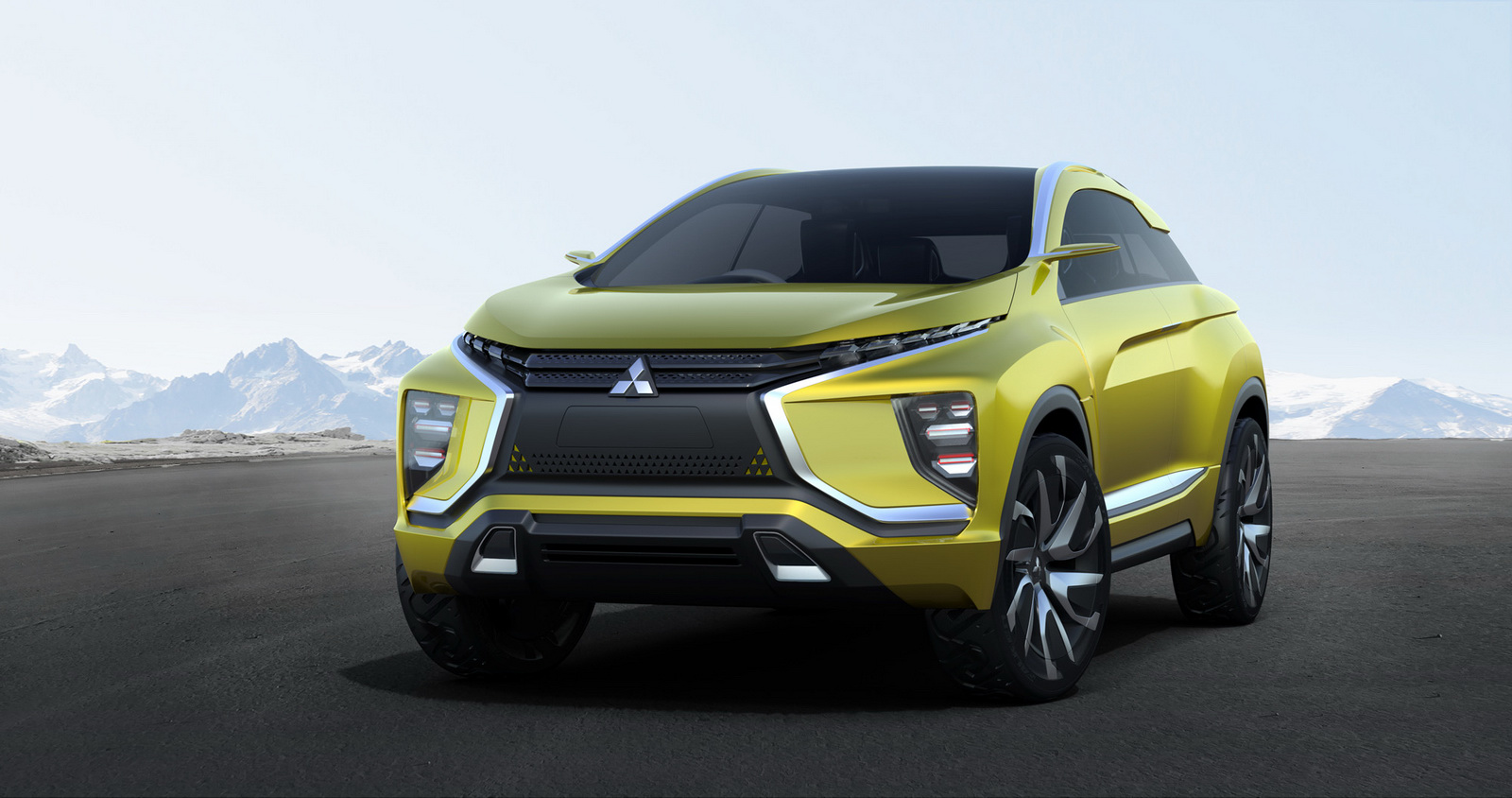 Ford Mustang Concept 2017 >> Mitsubishi all-electric mini SUV coming in 2019 - ForceGT.com