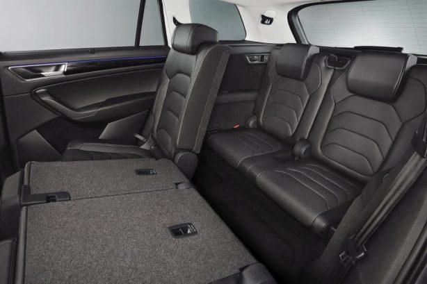 skoda kodiaq 7-seat interior