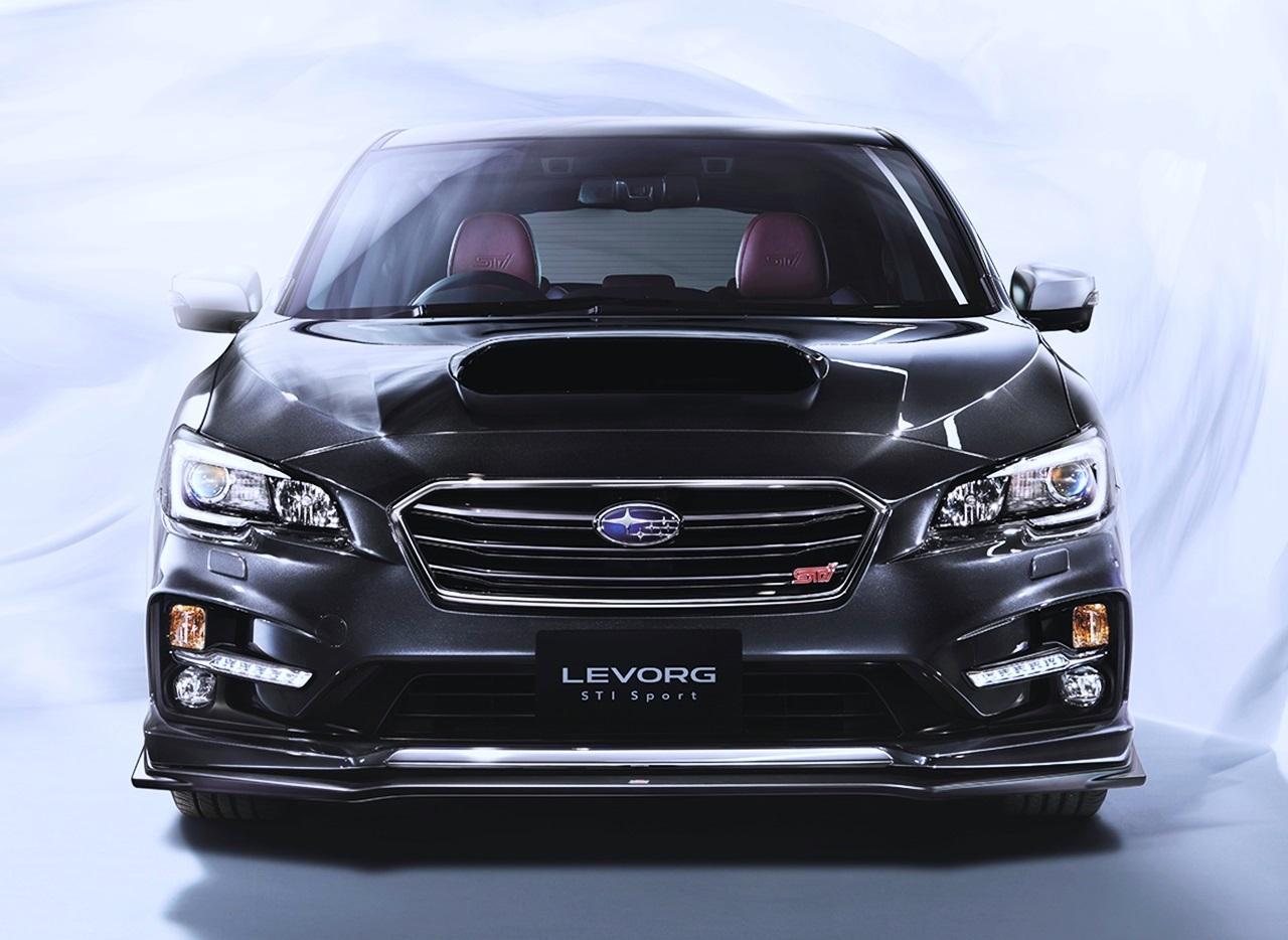 Subaru Levorg Sti Sport Front Profile on Subaru Boxer Engine Is It The Same As Porsche