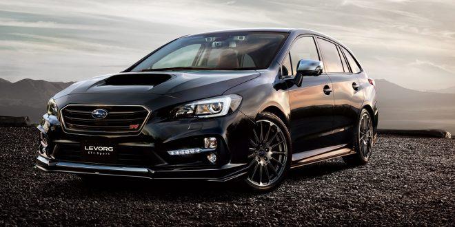 Subaru Levorg STI Sport targets enthusiasts
