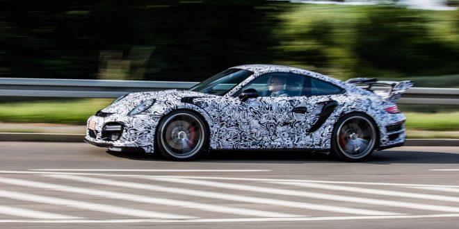 Techart announces Porsche 911 Turbo S-based GTstreet R