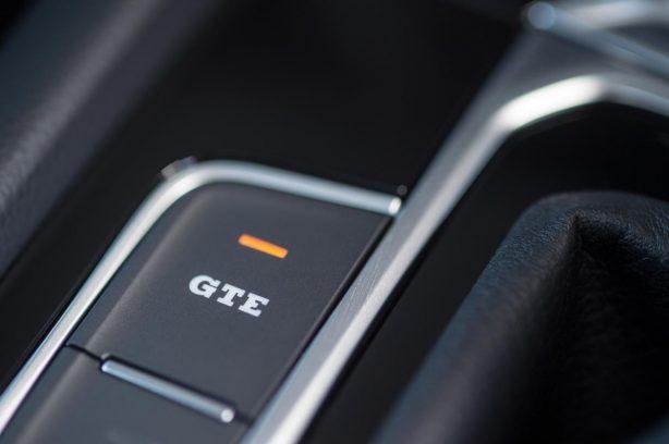 volkswagen passat gte button