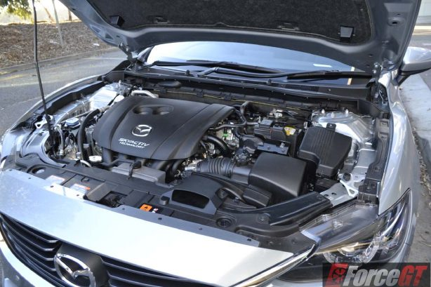 2016 mazda6 touring sedan engine