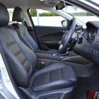 2016 mazda6 touring sedan front seats