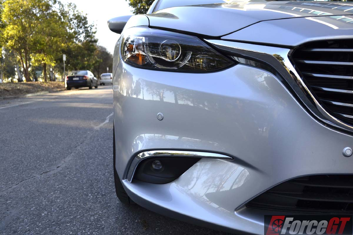 Mazda6 Review 2016 Mazda6 Touring Petrol Sedan