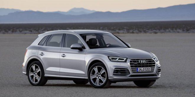 All-New 2017 Audi Q5 breaks cover