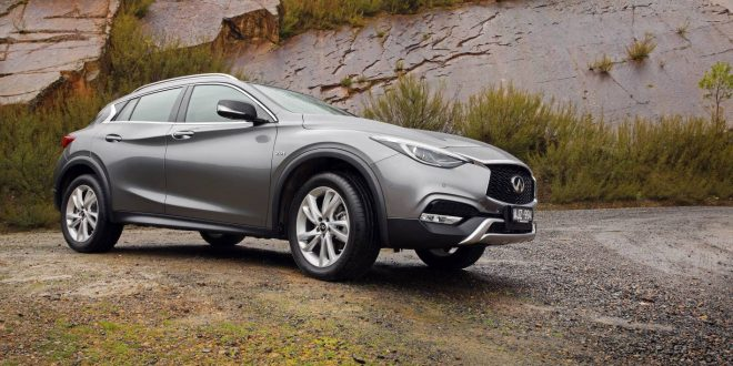 Infiniti QX30 compact crossover bows in from $48,900