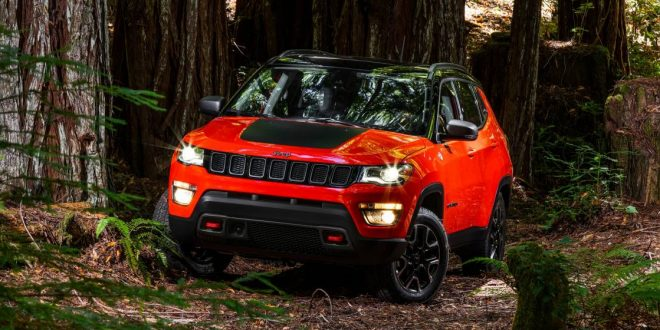 All-New Jeep Compass breaks cover