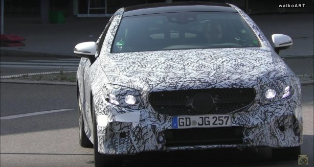 2017-mercedes-benz-e-class-coupe-prototype-front