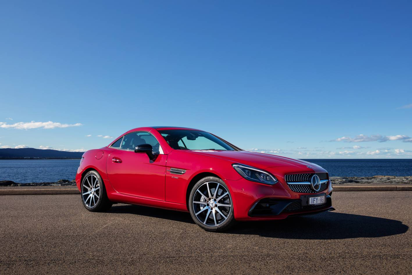 Mercedes benz slc pricing and specification announced for 2017 mercedes benz slc class
