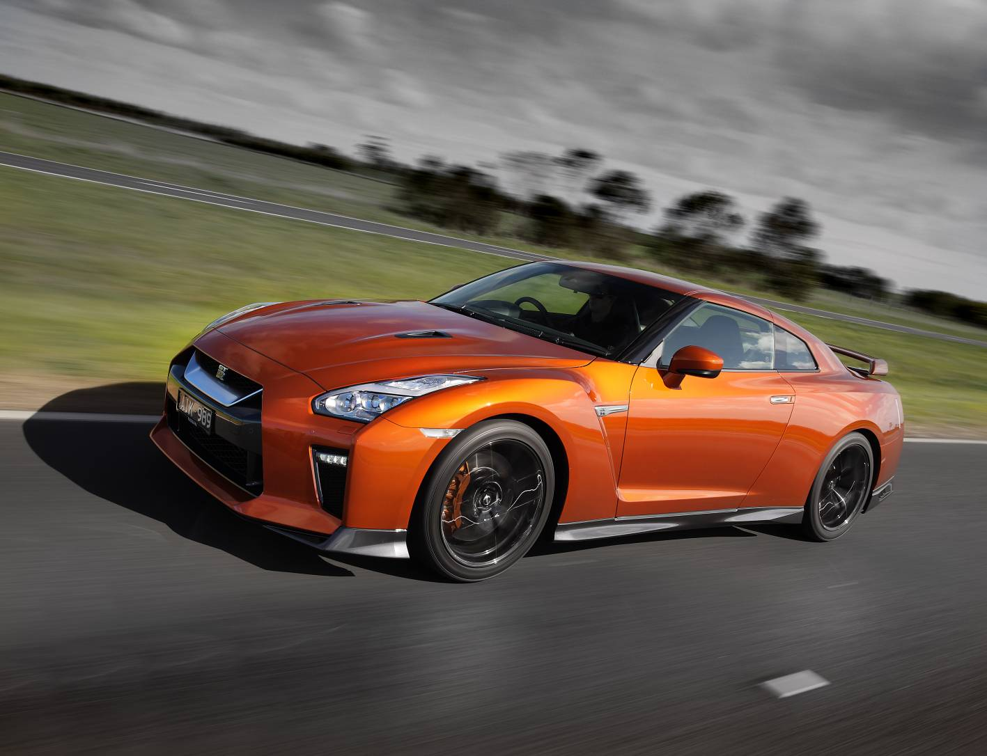 significantly improved 2017 nissan gt r on sale now in. Black Bedroom Furniture Sets. Home Design Ideas